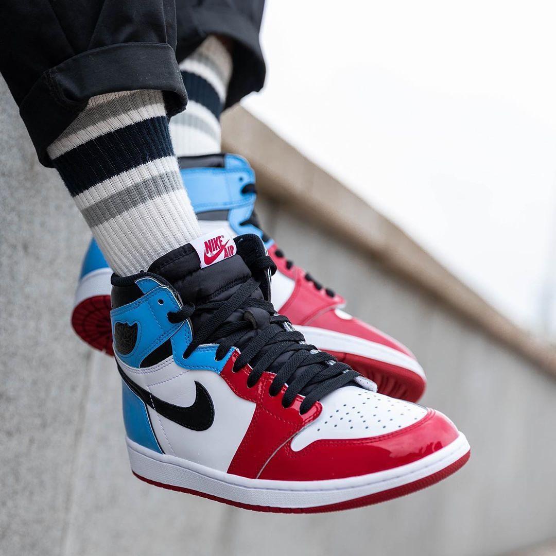 Air Jordan 1 Retro OG Fearless : une paire en hommage à