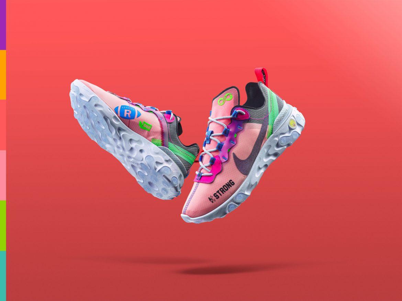 Nike React Element 55 Doernbecher