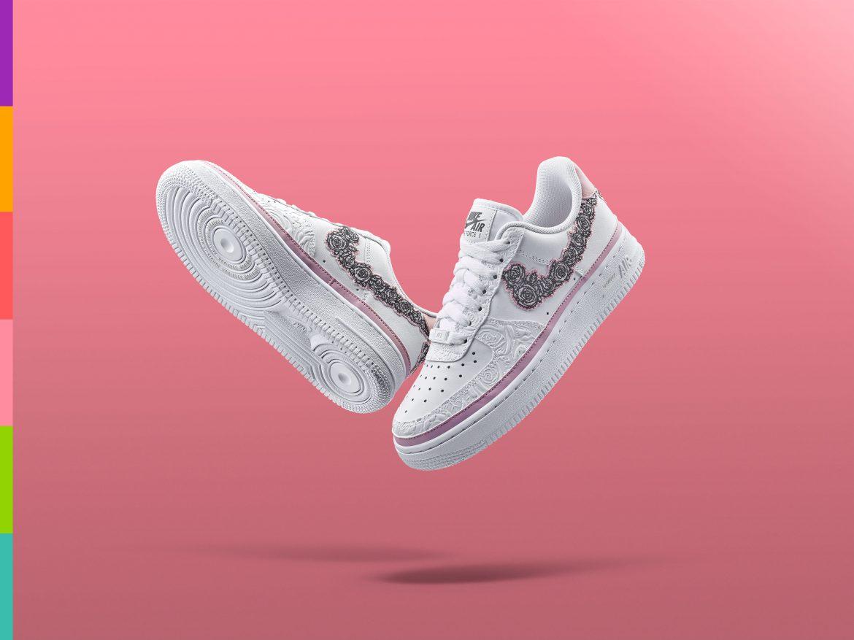 Nike Air Force 1 Doernbecher