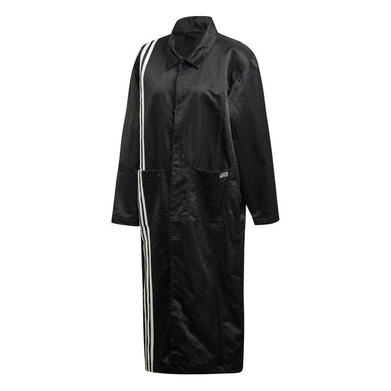 long manteau noir adidas