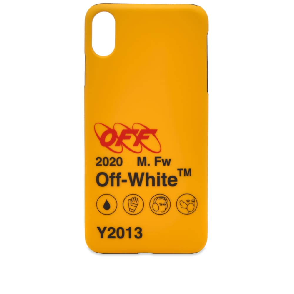 Coque iPhone Off-White