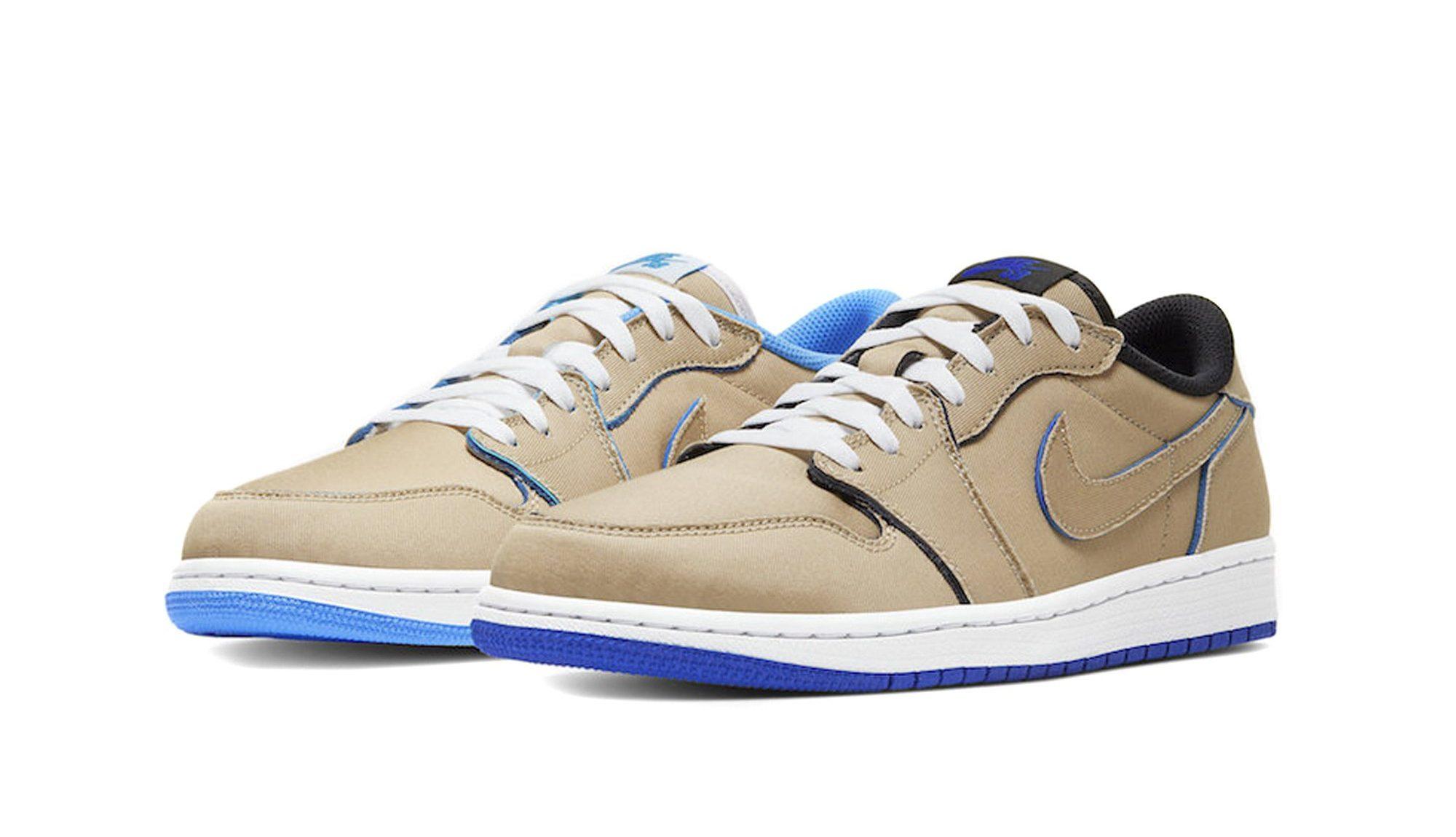 Nike SB x Air Jordan 1 Low Desert Ore