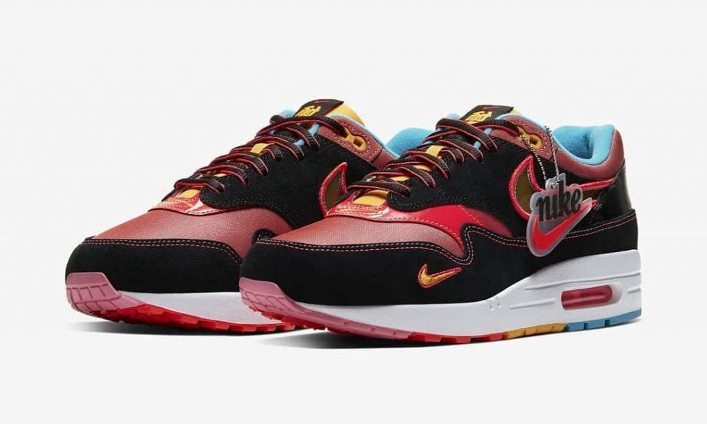 Nike Air Max 1 NYC Chinatown
