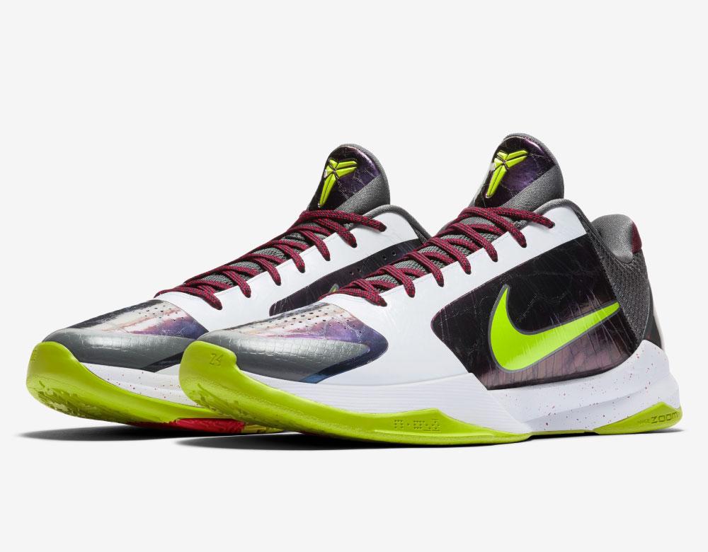 Nike Kobe 5 Proto Chaos