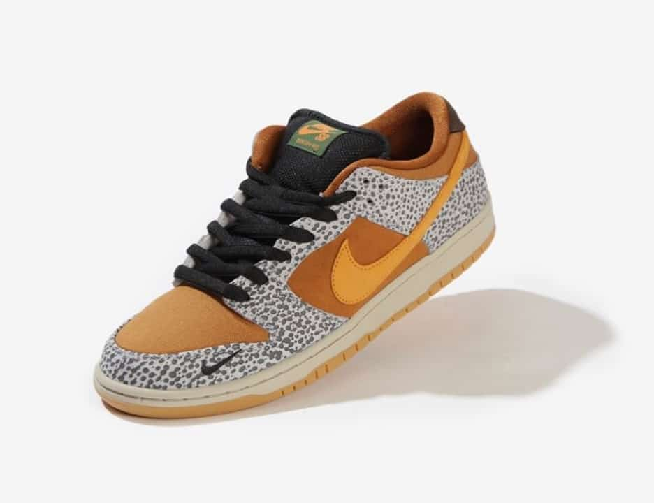 Nike SB Dunk Low Safari 2020