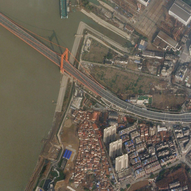 Wuhan Janvier 2020
