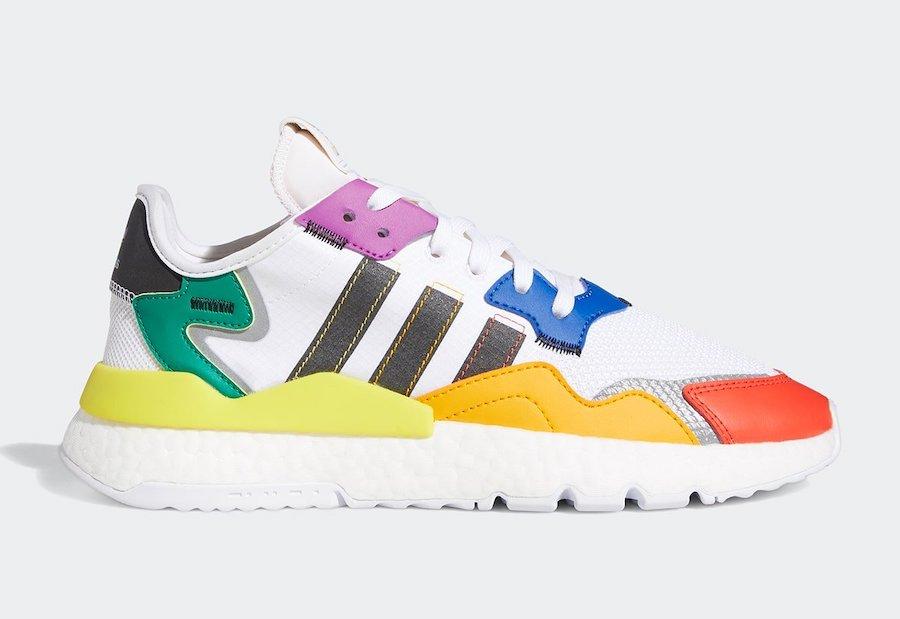 Adidas Nite Jogger Pride