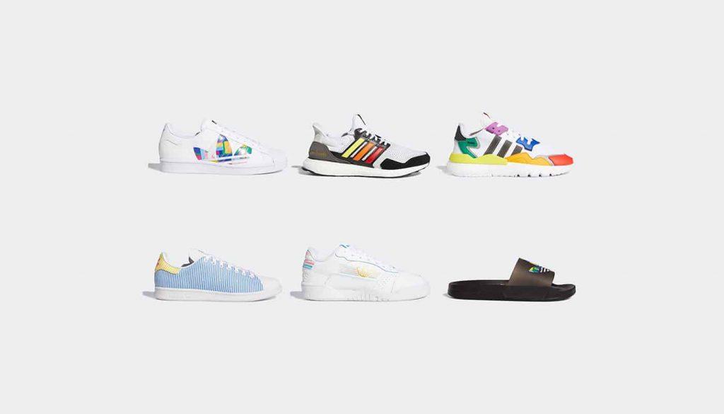Adidas Pride 2020