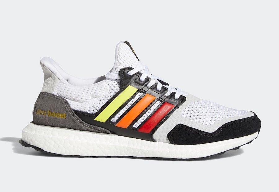 Adidas UltraBoost S&L Pride