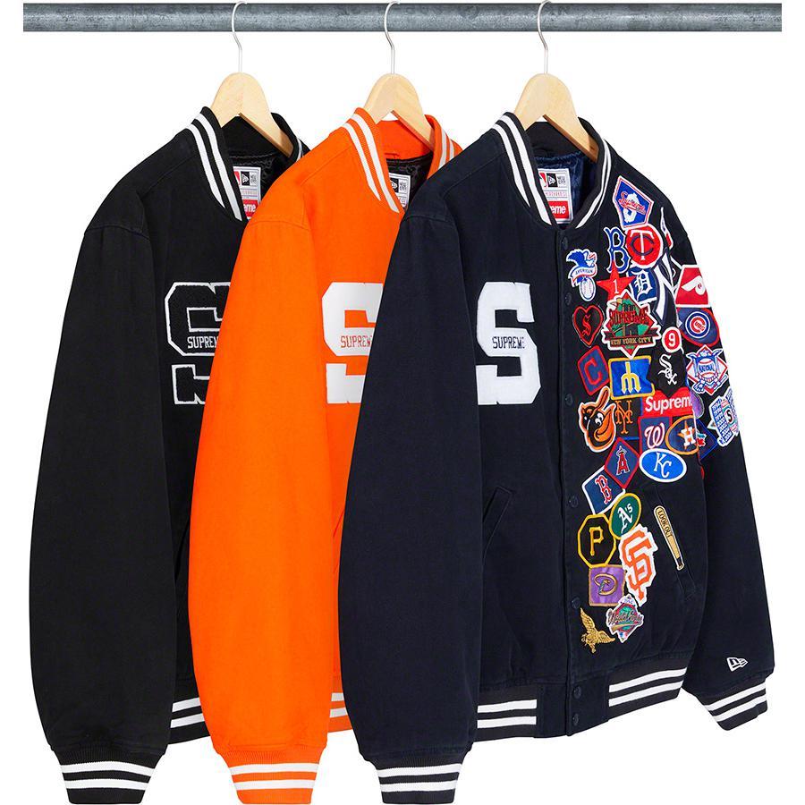 Supreme MLB Varsity Jacket S/S20