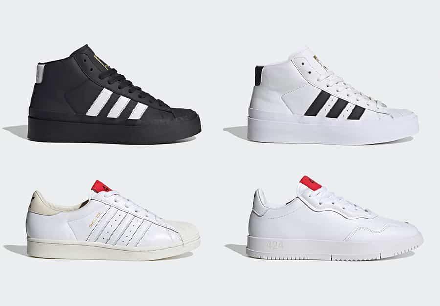 424 x Adidas Original Collection 2020