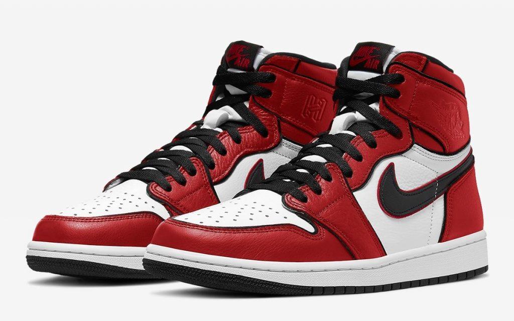 Air Jordan 1 High OG Bloodline 2.0