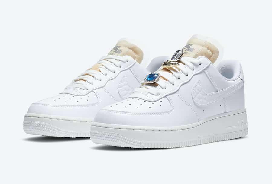 Nike Air Force 1 '07 LX White Onyx