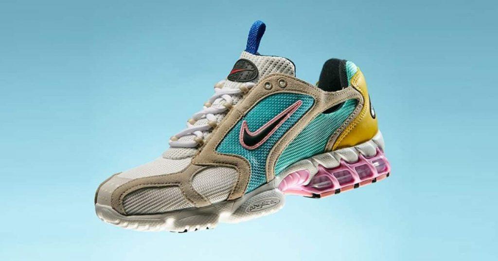 Size? x Nike Air Zoom Spiridon Cage 2 Carnaby