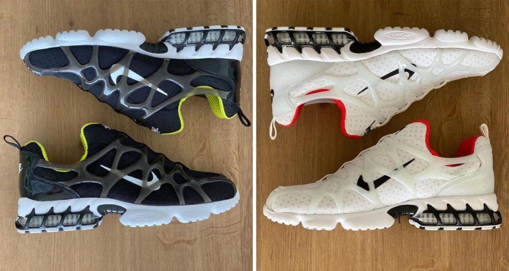 Stussy x Nike Air Zoom Spiridon KK