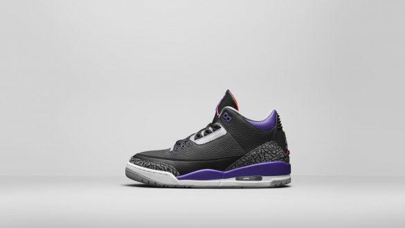 Air Jordan 3 Retro Court Purple