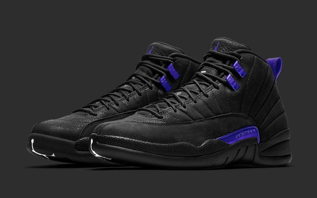 Air Jordan 12 Dark Concord