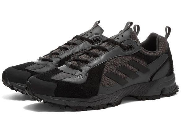 Gosha Rubchinskiy x Adidas GR Uniforma Black