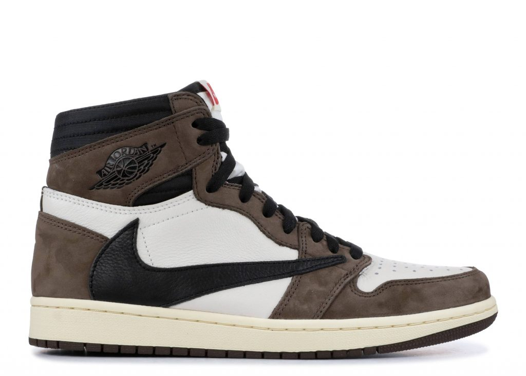 Travis Scott x Air Jordan 1 High Mocha