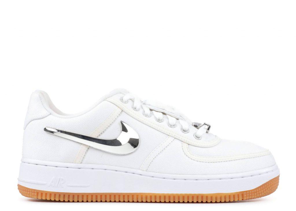 Travis Scott x Nike Air Force 1 Low AF100