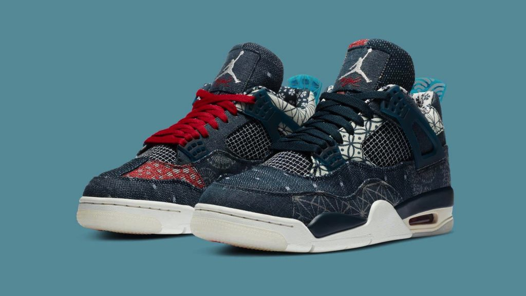 Air Jordan 4 Deep Ocean