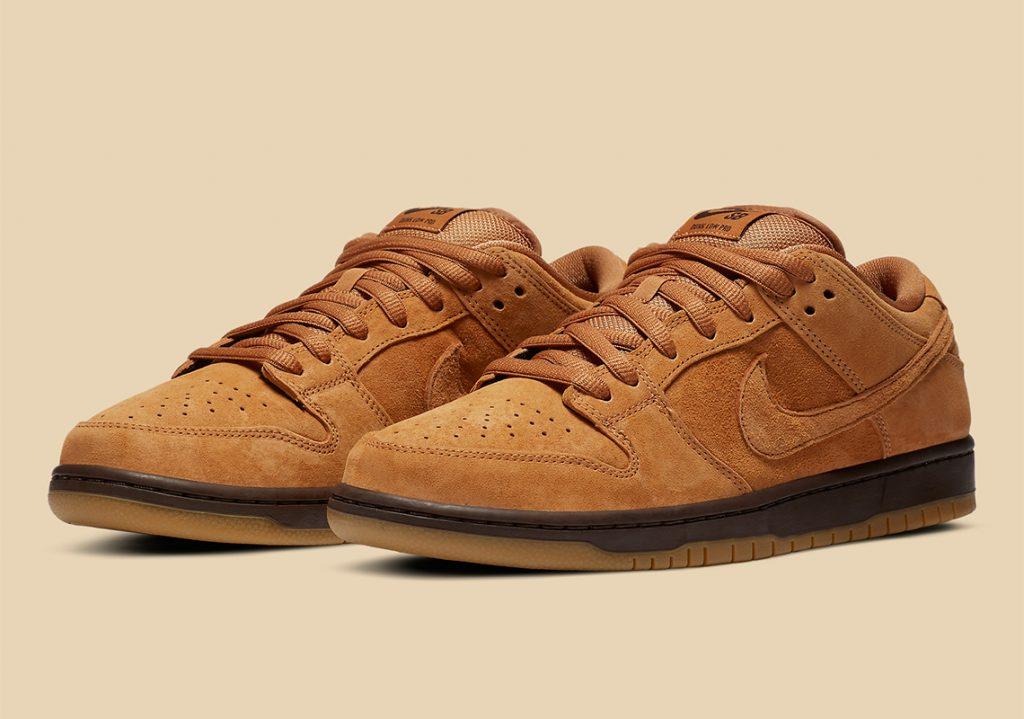Nike SB Dunk Low Mocha Wheat