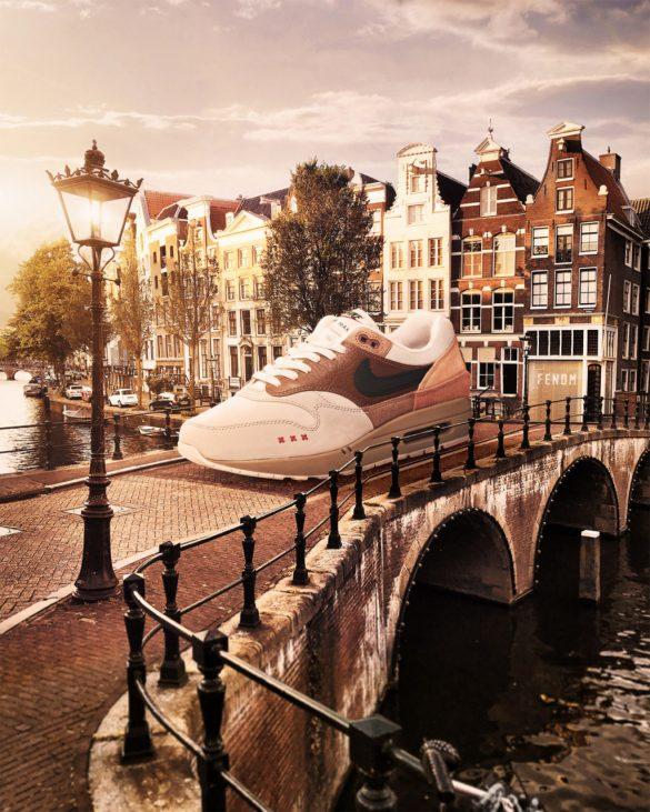Nike Air Max 1 City Pack Amsterdam