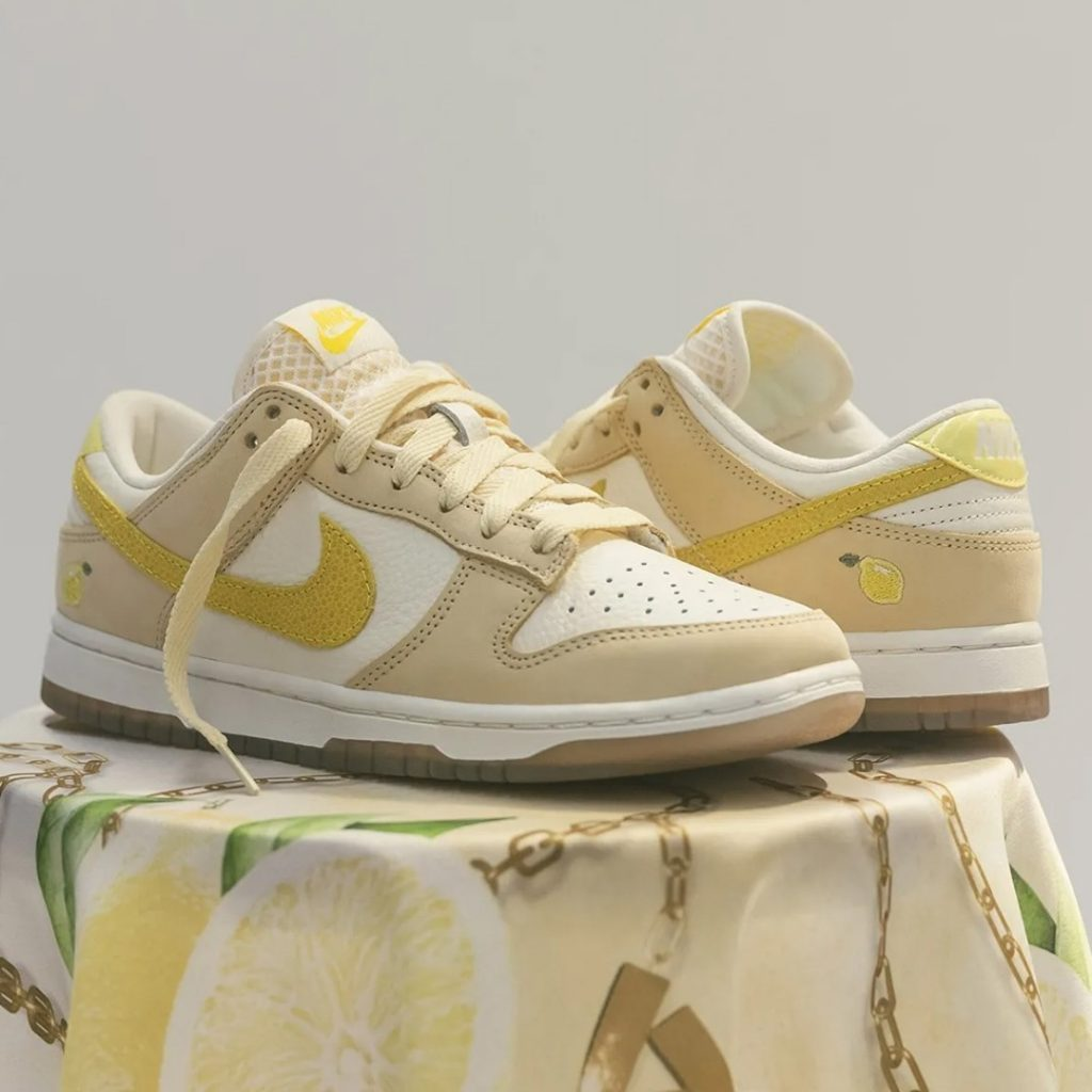 Acheter-Nike-Dunk-Low-WMNS-Lemon-Drop