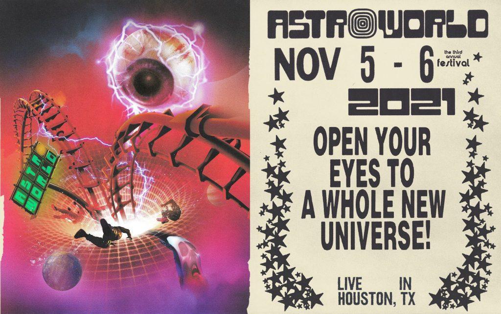 Astroworld-Festival-2021-affiche