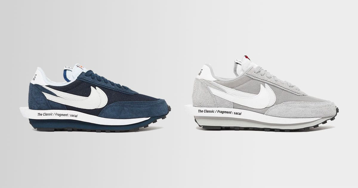 Nike Sacai Fragment LDWaffle