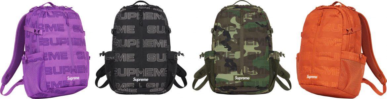 Supreme FW21 Backpack