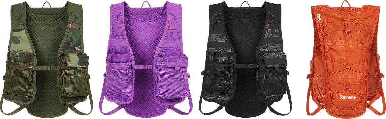 Supreme FW21 Pack Vest