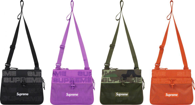 Supreme FW21 Side Bag