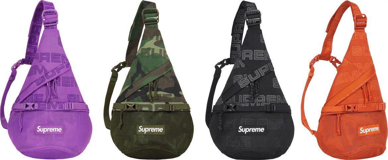 Supreme FW21 Sling Bag