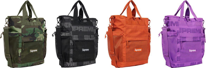 Supreme FW21 Utility Tote Bag