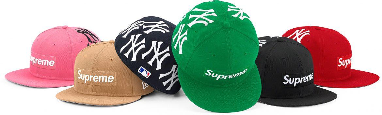 Supreme New Era Cap