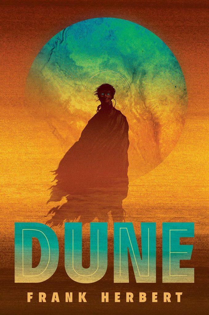 Dune-affiche-Frank-Herbert